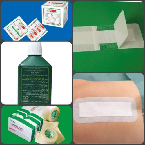 چه مواردی را برای مراقبت از زخم باید رعایت کرد؟