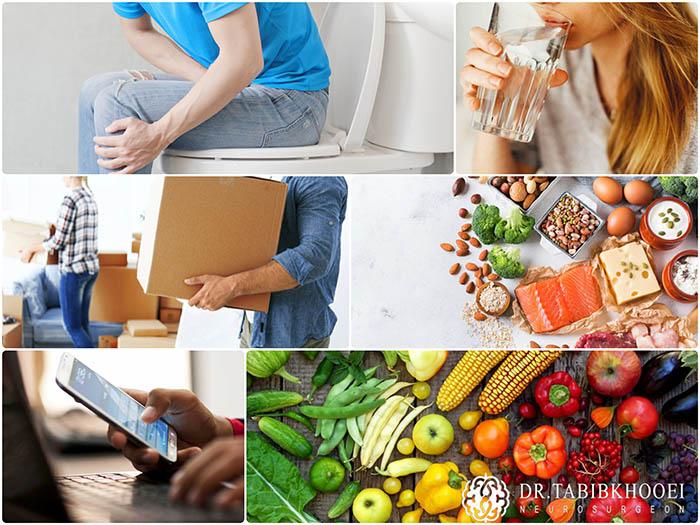 رژیم غذایی و فعالیت روزانه بعد از جراحی آدنوم هیپوفیز